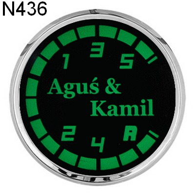 Wzór: n436_c_green