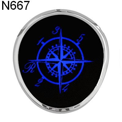 Wzór: n667_g_blue