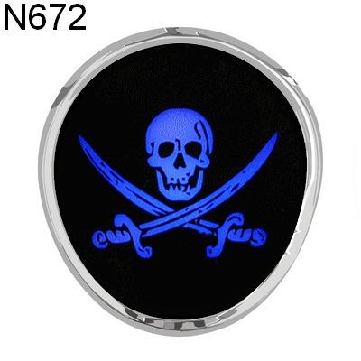 Wzór: n672_g_blue