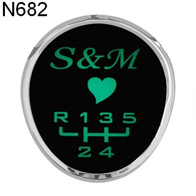 Wzór: n682_g_green