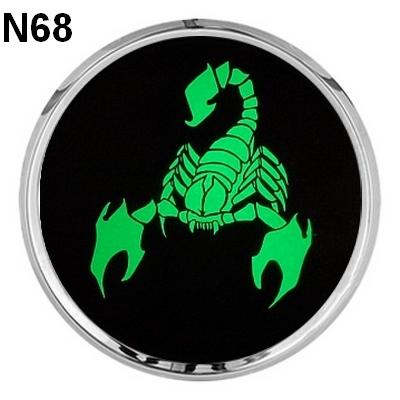 Wzór: n68_c_green